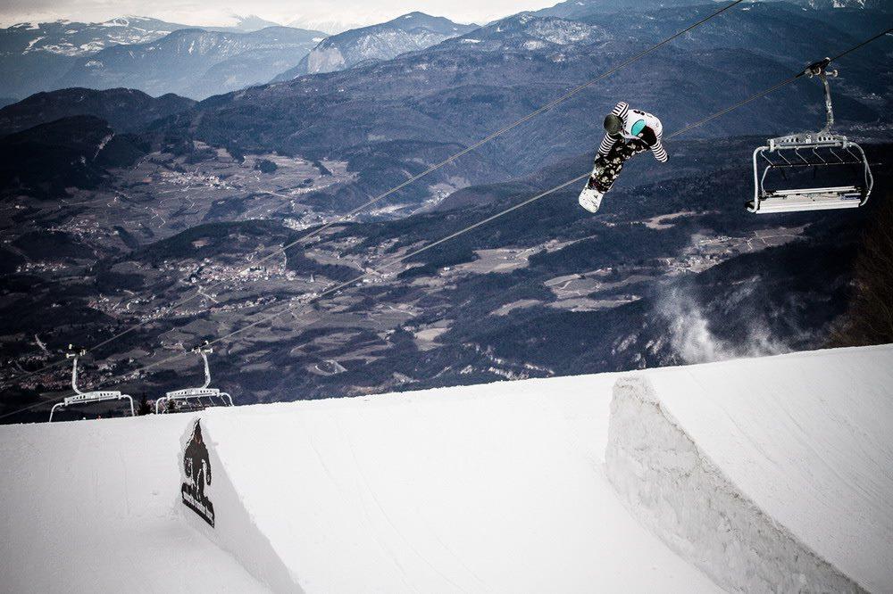 Monte Bondone_snowpark_1