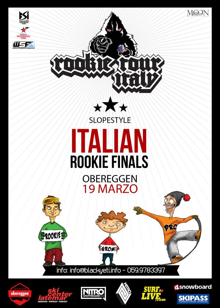 Italian Rookie Finals_2016