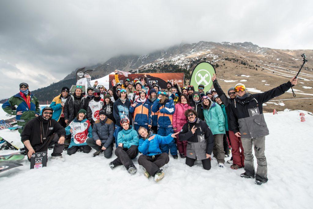 IST_Italian Masters Obereggen_2017_gruppo