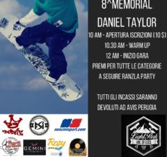 Memorial Daniel Taylor