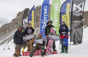 Ursus Style Challenge - podio uomini - foto Alessandra DAgostino - 4315